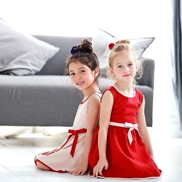 Mother & Daughter Matching Dress : Butterfly Swing