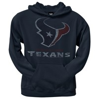 Houston Texans - Old School Logo Pullover Hoodie