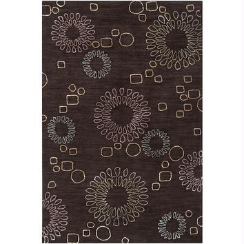 Throw Rug - 2' X 3' - Pale-gold