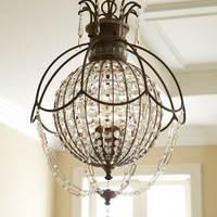 Encased Chandelier - Horchow