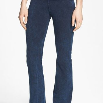 Hard Tail Bootcut Knit Pants