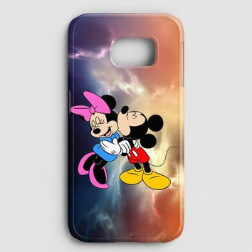 Mickey Mouse And Minnie Mouse Cute Couple Cartoon Samsung Galaxy Note 8 Case