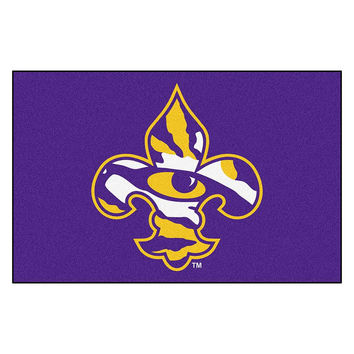 LSU Tigers NCAA Starter Floor Mat (20x30)