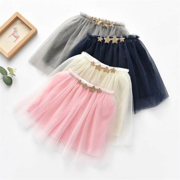 Lollas Children Kid Clothing Beauty  Baby Girls Tutu Skirts Kids Mini Skirts Children Clothing