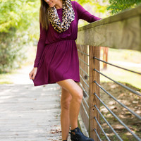 Heart Breaker Tunic, Wine