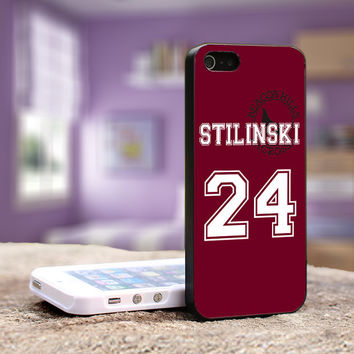 Teen Wolf Stilinski Lacrosse Jersey - iPhone 4, 5, 5S 5C, Samsung Galaxy S3,S3 mini, S4, S4 mini and iPod 4, 5 Case