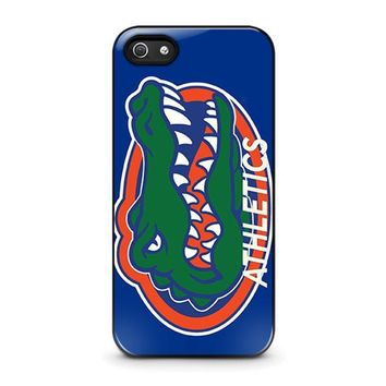 florida gators iphone 5 5s se case cover  number 1