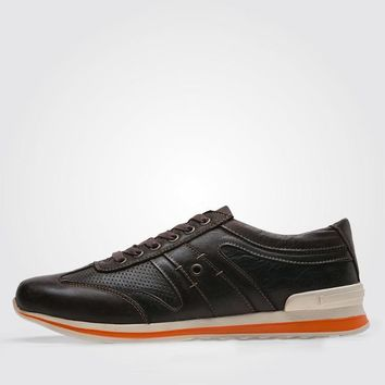 Men's Fashion Leather Style Shoes