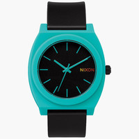 Nixon Time Teller P Watch Black Combo One Size For Men 25996014901