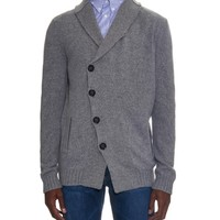 Wool and cashmere-blend cardigan | Alexander McQueen | MATCHESFASHION.COM US