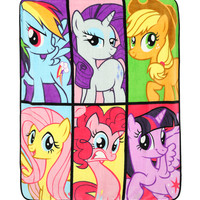 My Little Pony Micro Raschel Throw