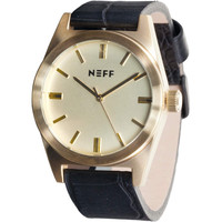 Neff - Nightly Watch - Gold Snake