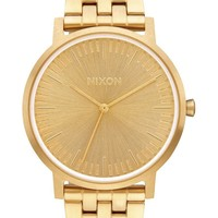 NIXON | Porter Watch - All Gold
