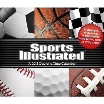 Sports Illustrated Sports Desk Calendar, Assorted Sports by Trends International