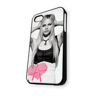 Avril Lavigne Logo iPhone 4/4S Case