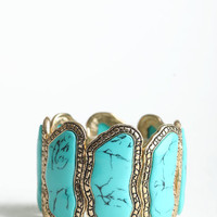 Stone Creek Bracelet - $18.00 : ThreadSence.com, Your Spot For Indie Clothing & Indie Urban Culture
