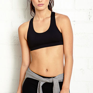 FOREVER 21 Low Impact - Hot Yoga Sports Bra