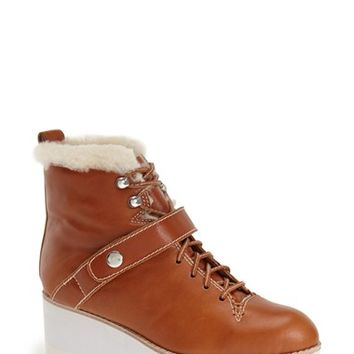 Women's Jeffrey Campbell 'Slander' Platform Boot,