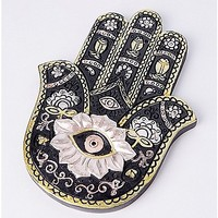 Hamsa Hand Incense Burner - Spencer's