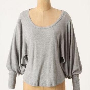 Balloon Sleeve Tee - Anthropologie.com