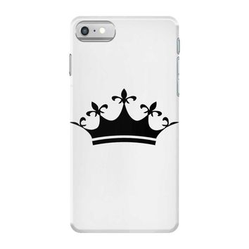 Queens Are Born In February Back iPhone 7 Case