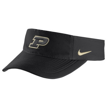 Purdue Boilermakers Nike Dri-FIT® Training Visor – Black