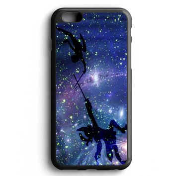 Custom Case Peter Pan With Captain Hook for iPhone Case & Samsung Case