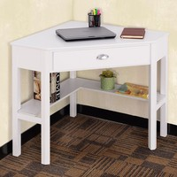 Costway Corner Computer/Laptop/Writing Desk