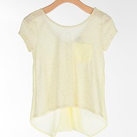 Girls-Daytrip Pieced Top - Girl's Shirts/Tops | Buckle
