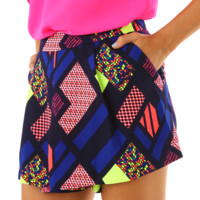 The Heart Will Go On Shorts: Multi