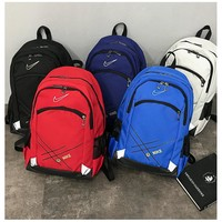 NIKE Backpack Canvas Travel Bag