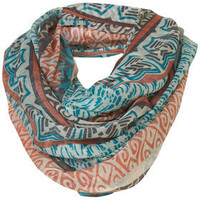Aztec Border Snood