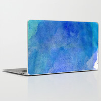 Water Splash Laptop & iPad Skin by 83oranges.com