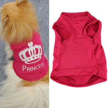 Cute Small Female Dog/Puppy Vest