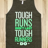 TOUGH RUNNERS (GREEN)