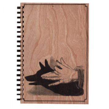 Shadow Dog Notebook
