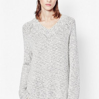 FRENCH CONNECTION TASIA KNITTED LONGLINE JUMPER SWEATER