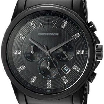 A/X Armani Exchange Smart Stainless Steel Chronograph Watch