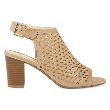 Liz Claiborne Gemma Womens Heeled Sandals - JCPenney