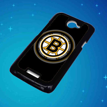 Boston Bruins Logo For HTC One X Case ***