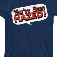 You've Been Hazed (Navy Blue)