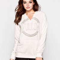 Volcom Cruiser Womens Hoodie Oatmeal  In Sizes
