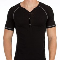 Buckle Black Penny Lane Henley