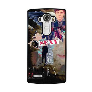 EVAN PETERS COLLEGE LG G4 Case Cover