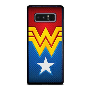 WONDER WOMAN LOGO Samsung Galaxy Note 8 Case Cover