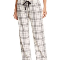 PJ Salvage Plaid Twill Pants | Bloomingdales's
