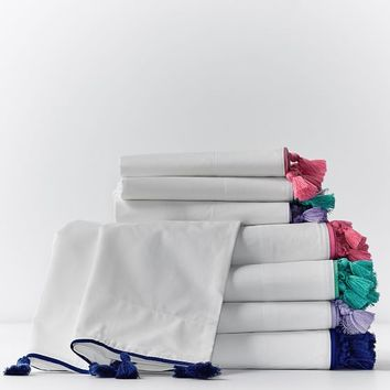 Tassel Sheet Set