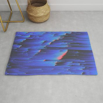 Creeping Melancholia Rug by duckyb