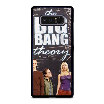 THE BIG BANG THEORY 1 Samsung Galaxy Note 8 Case Cover