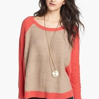 Free People 'Tabbard' Pullover Sweater | Nordstrom